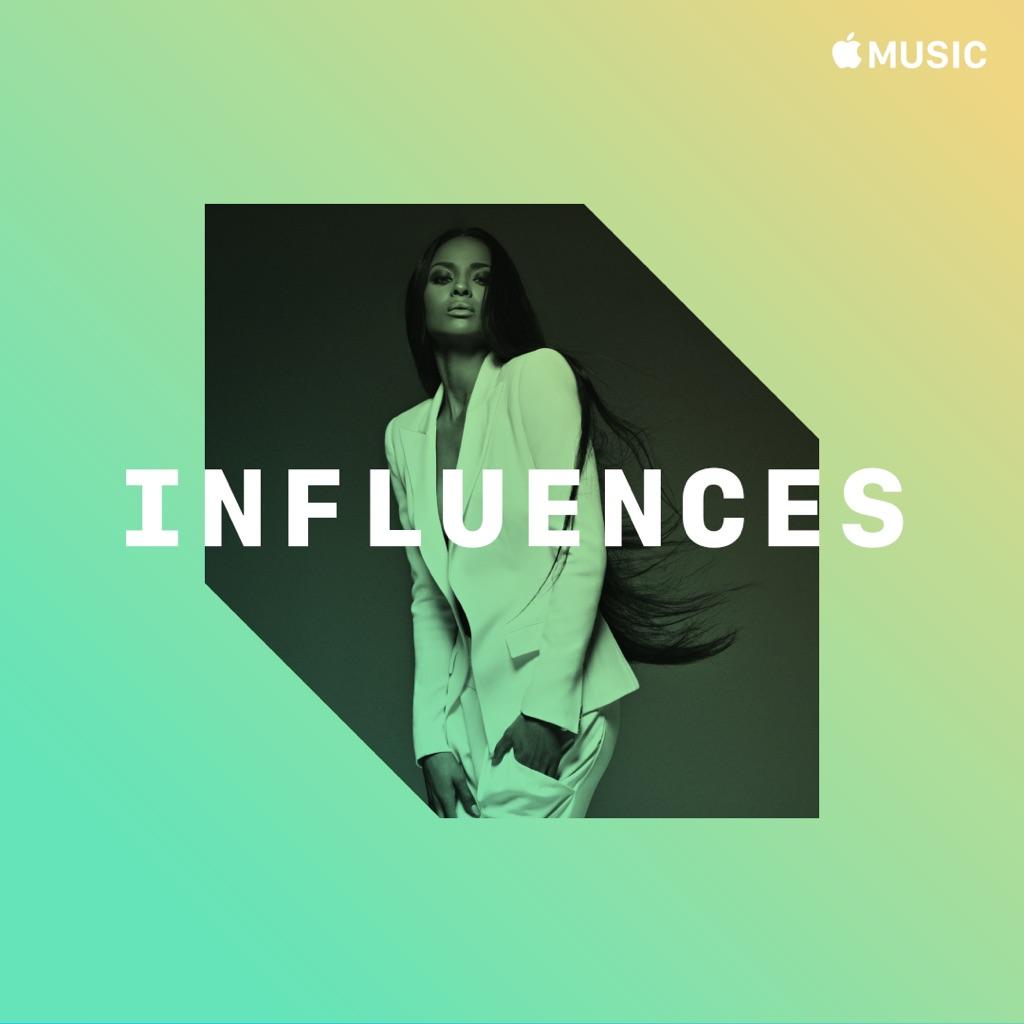 Ciara: Influences
