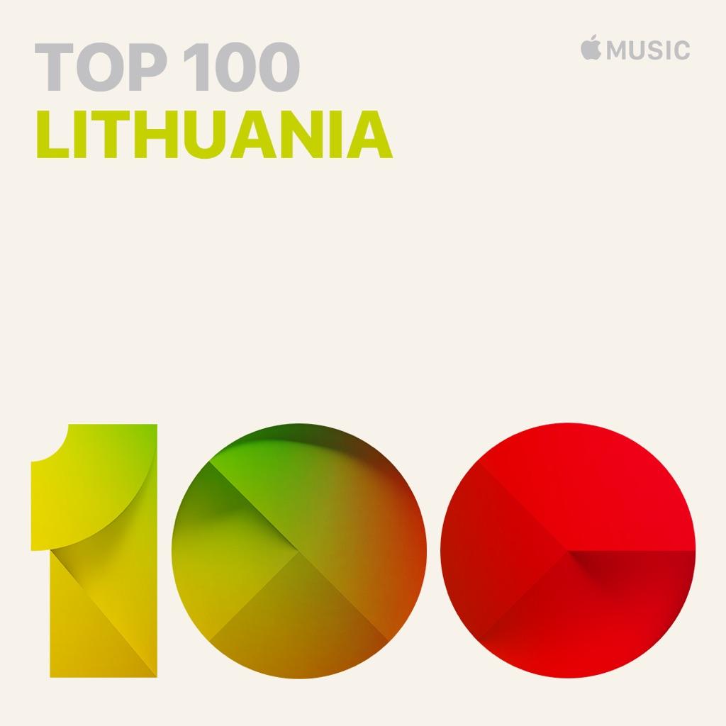 Top 100: Lithuania