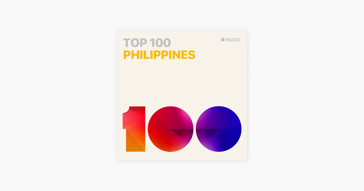 Top 100: Philippines on Apple Music