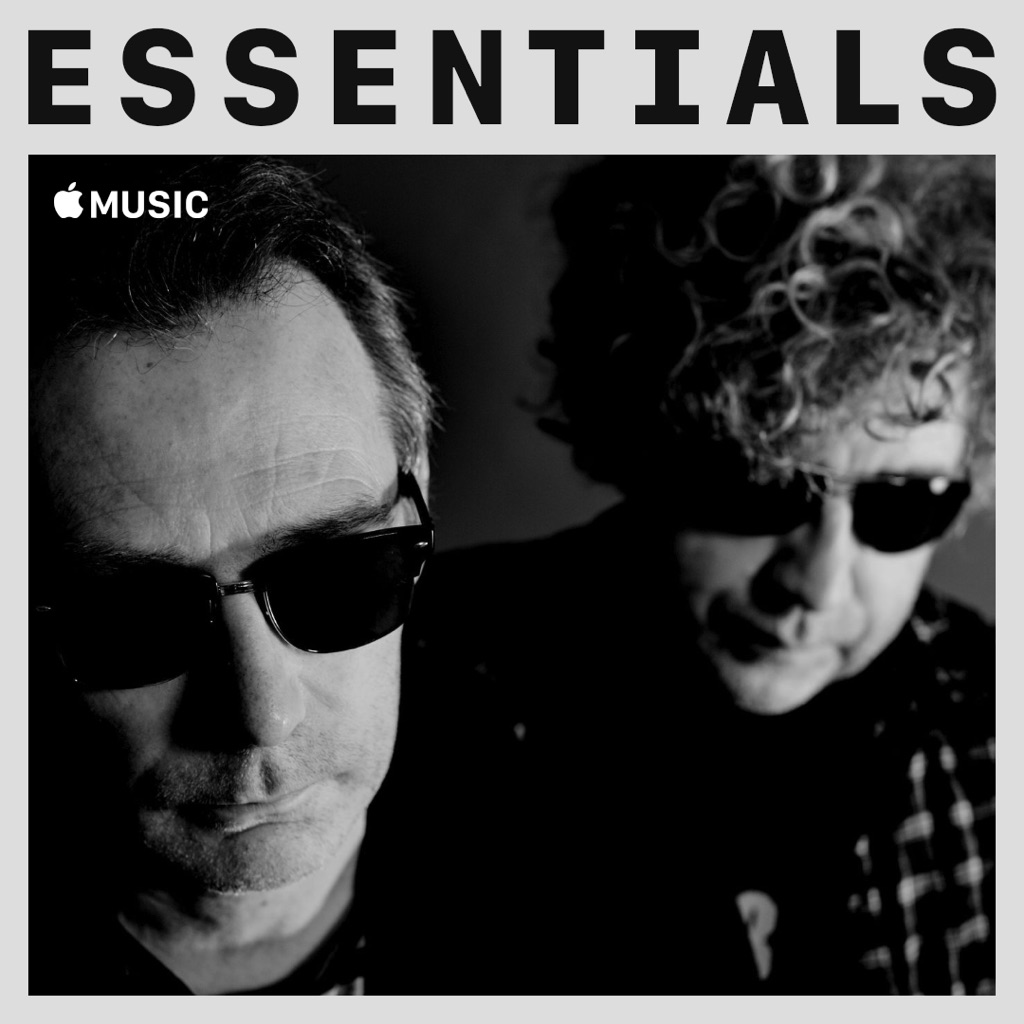 The Jesus and Mary Chain Essentials
