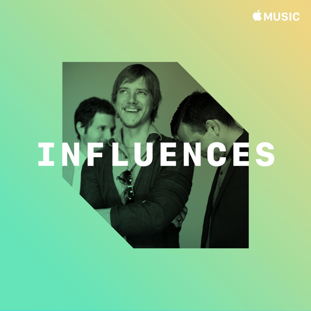 Interpol: Influences