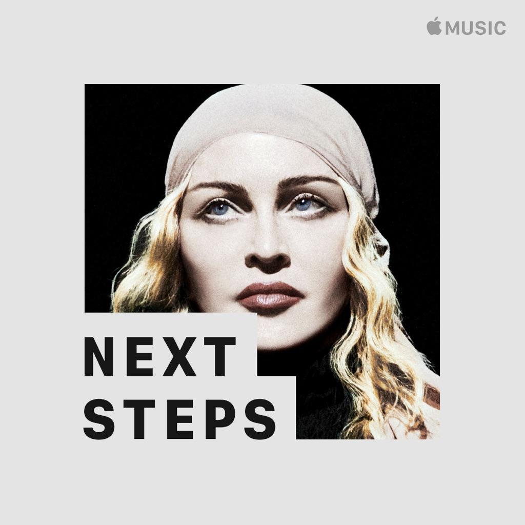 Madonna: Next Steps