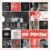 """Best Song Ever (from """"This Is Us"""") - EP - One Direction Cover Art"""