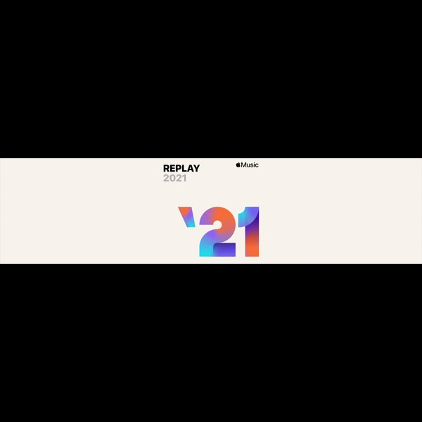 Replay 2021 by Apple Music for Mike Orren