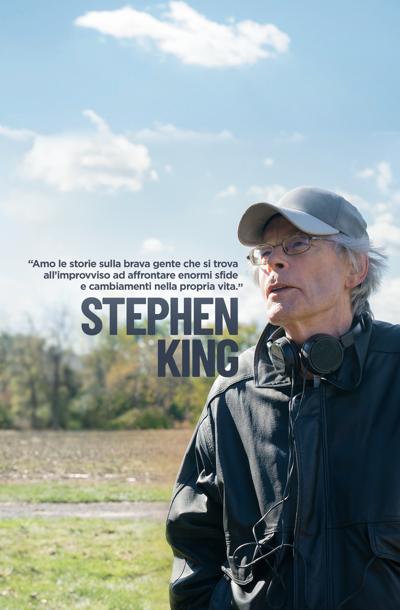 Serie e film ispirati e creati da Stephen King.