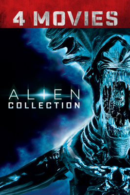 Alien 4-Movie Collection HD Download