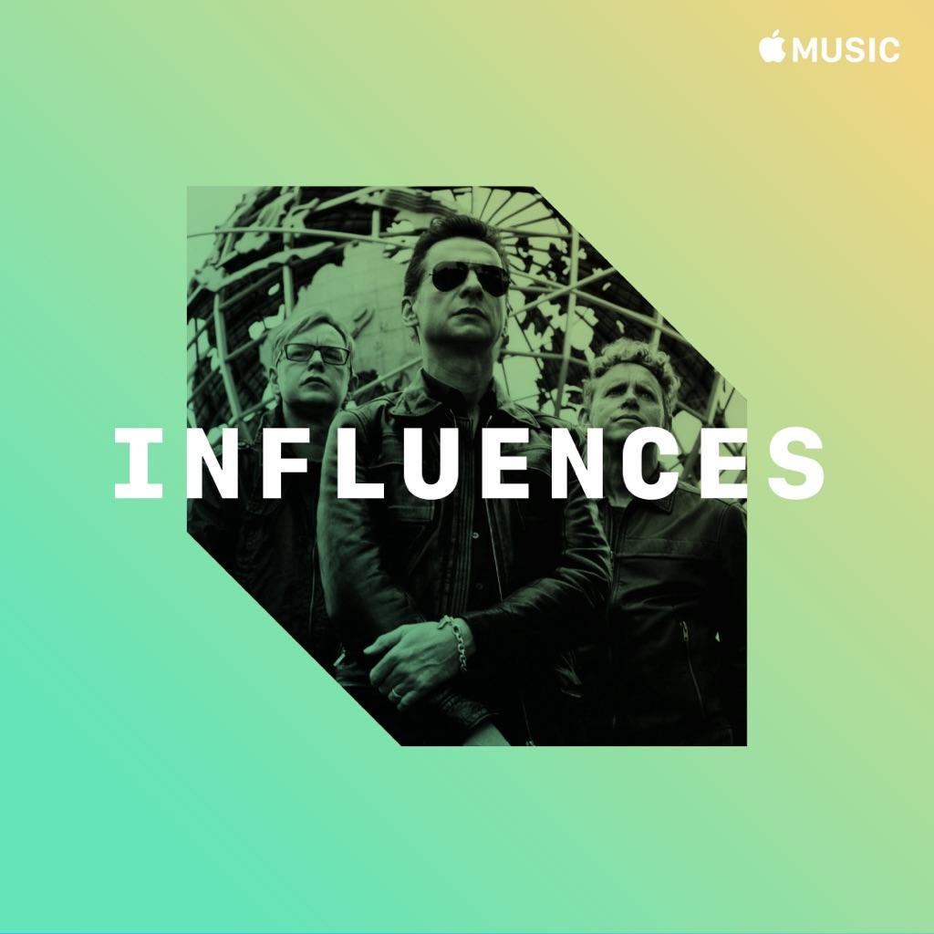 Depeche Mode: Influences