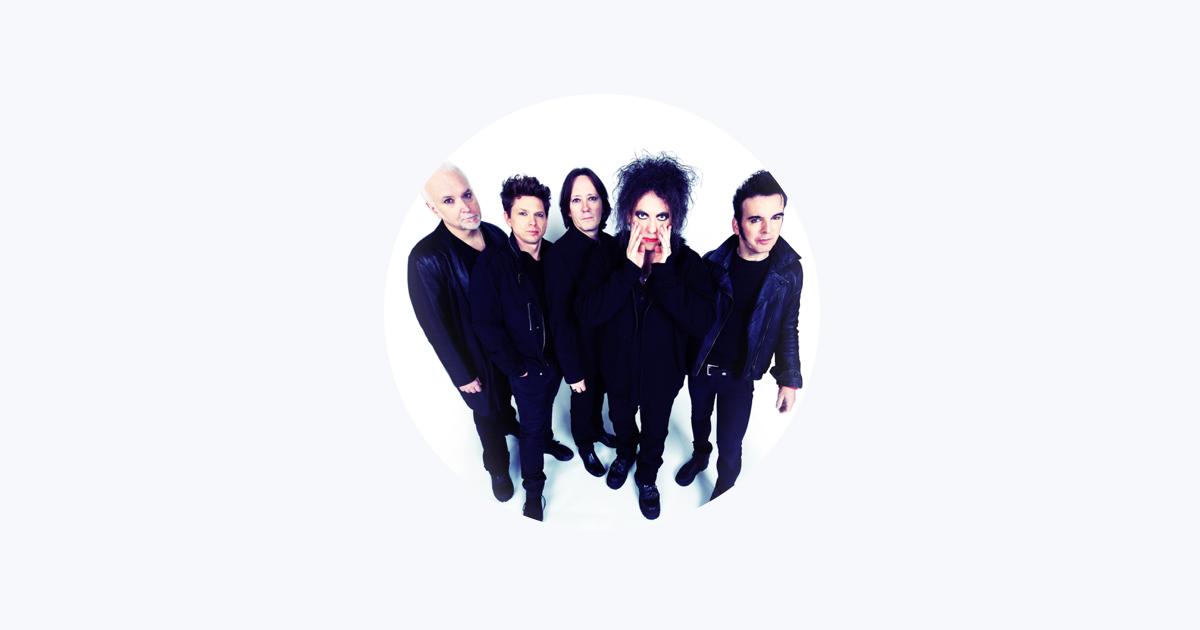 The Cure on Apple Music