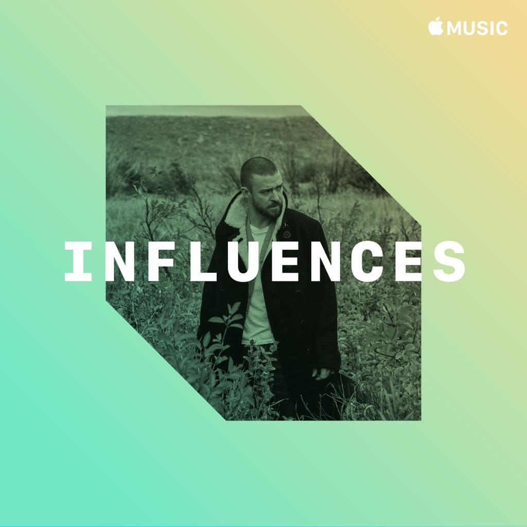 Justin Timberlake: Influences
