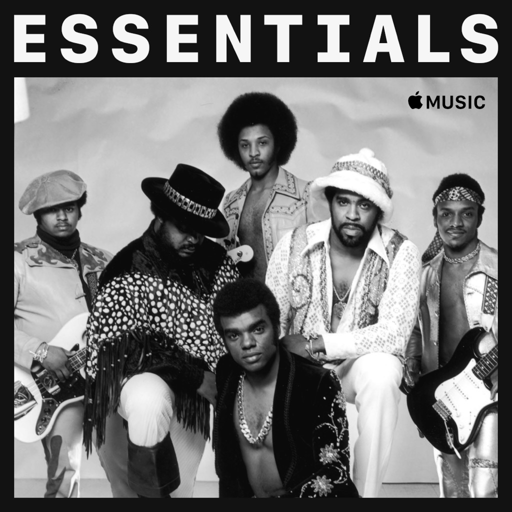 The Isley Brothers Essentials
