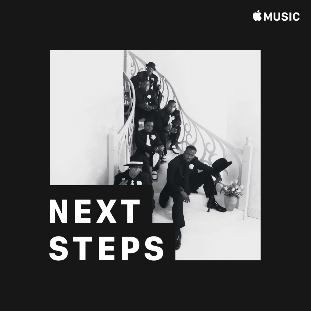 New Edition: Next Steps