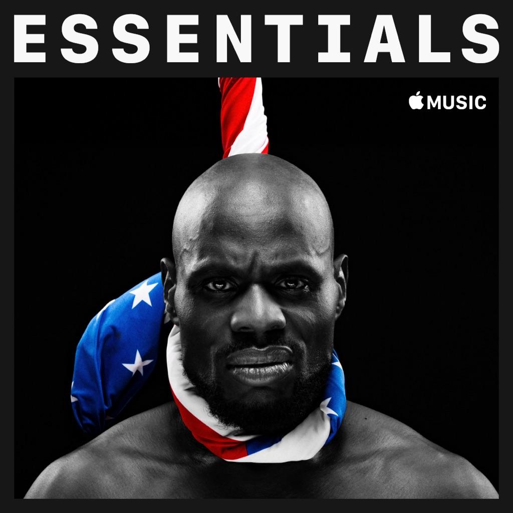 Kery James Essentials