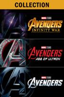 Buena Vista Home Entertainment, Inc. - Avengers - 3 Film Collection artwork