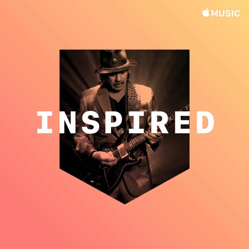 Inspired by Santana