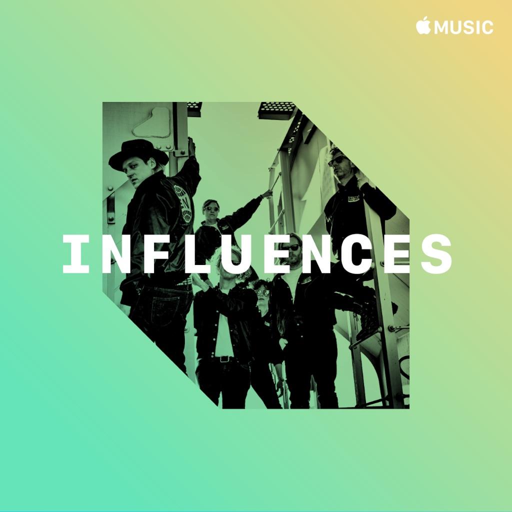 Arcade Fire: Influences