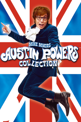 Austin Powers 3-Film Collection Movie Synopsis, Reviews