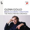 Glenn Gould - Bach: Goldberg Variations, BWV 988 (The 1955 & 1981 Recordings) Grafik