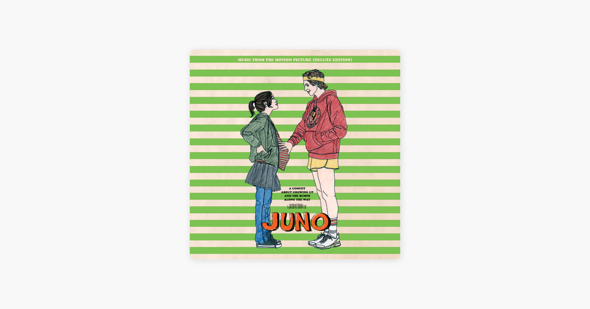 Juno (Music from the Motion Picture) [Deluxe Version] by ...