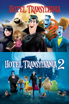 Hotel Transylvania Double Feature HD Download