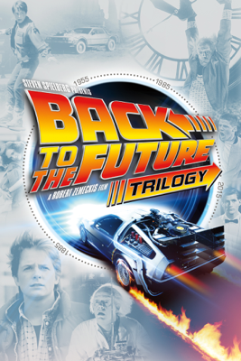 Back to the Future Trilogy HD Download