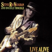 Stevie Ray Vaughan & Double Trouble - Ain't Gone 'N' Give up on Love