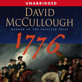1776 (Unabridged) audiobook