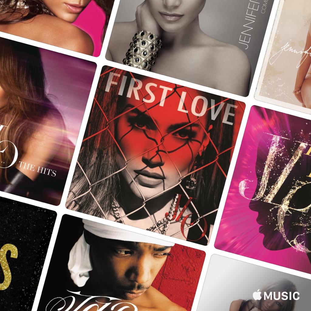 J.Lo's Many Faces