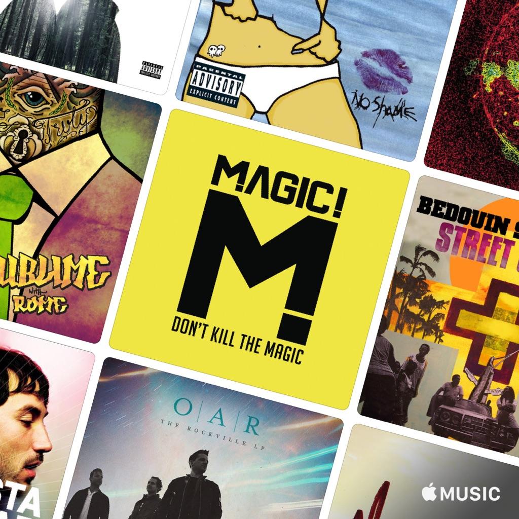 Summer Magic: Reggae Infused Alt-Pop
