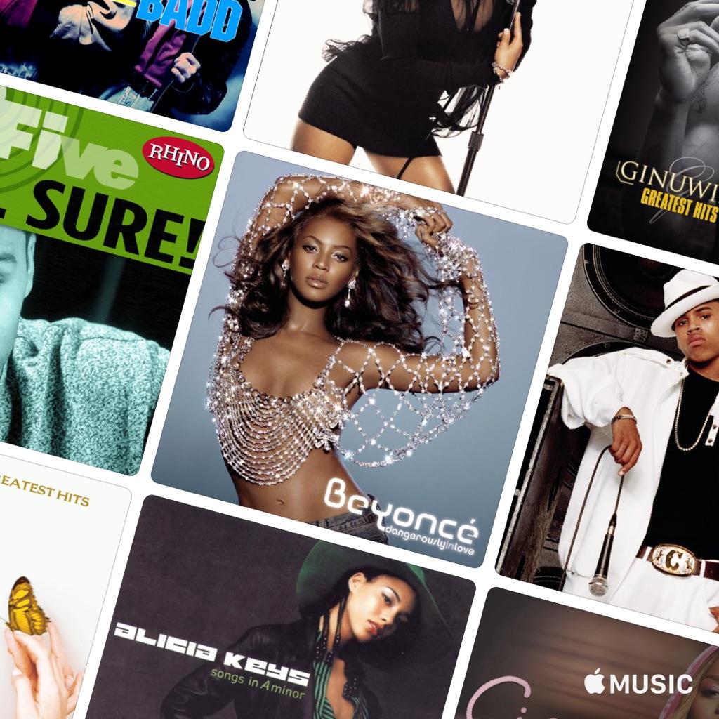 Blockbuster R&B Debuts
