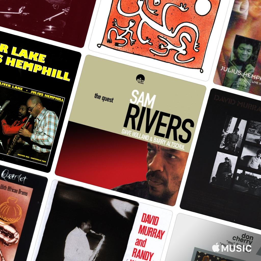 Loft Jazz: Early '70s New York