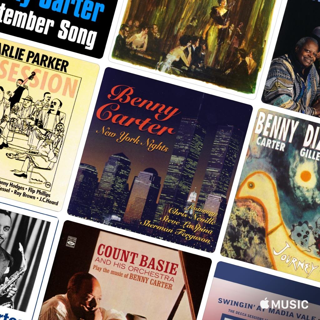 Benny Carter: Next Steps
