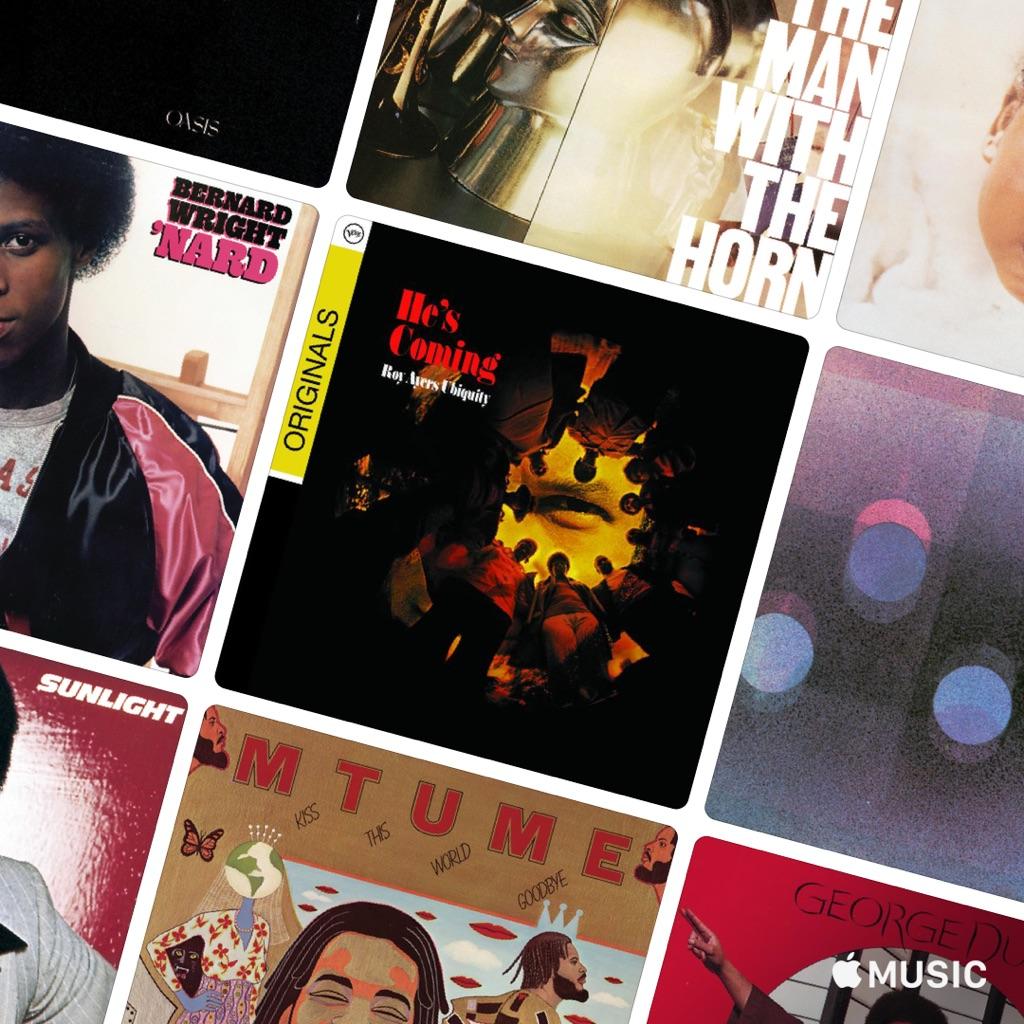 Jazz-Funk Celebration