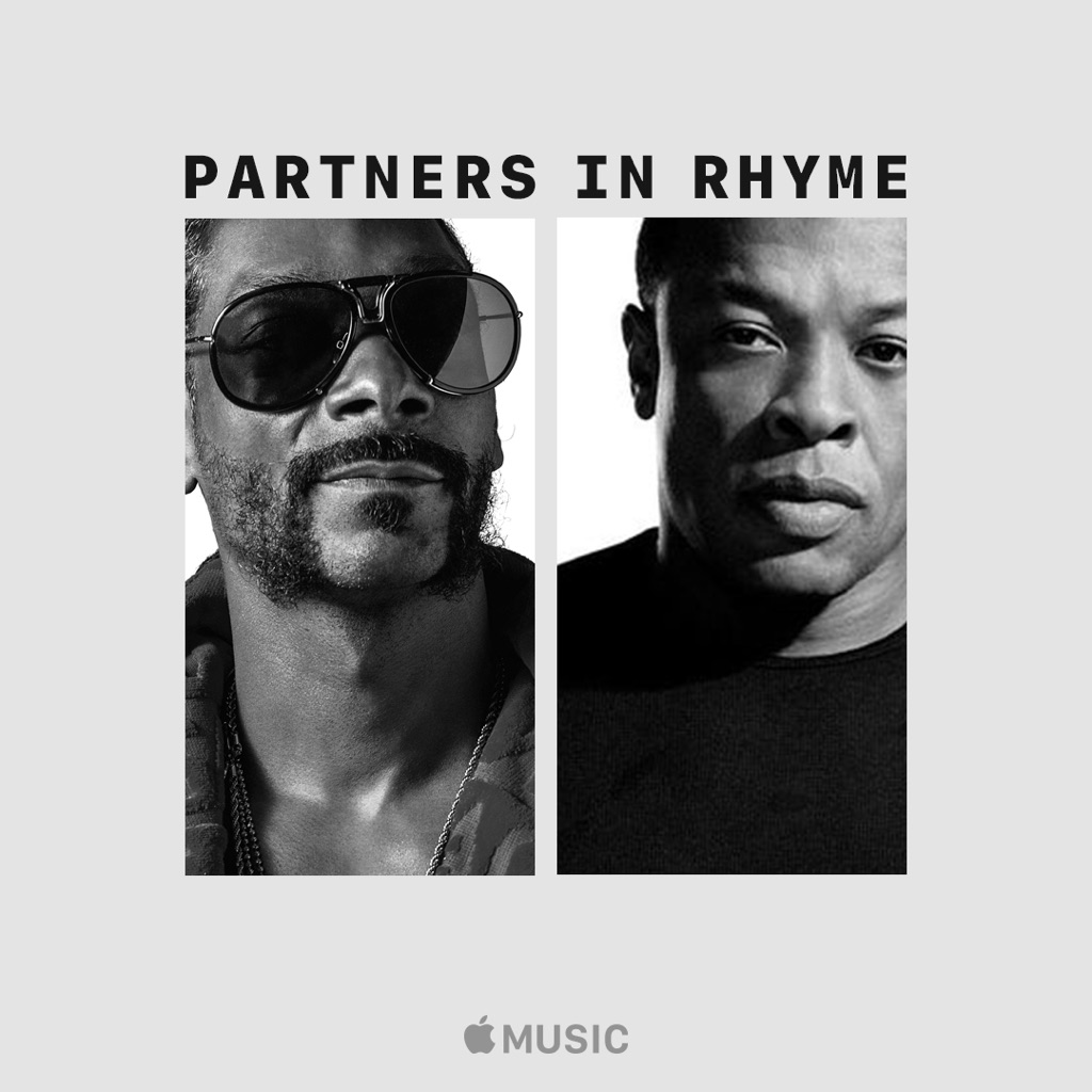 Partners in Rhyme: Snoop Dogg and Dr. Dre
