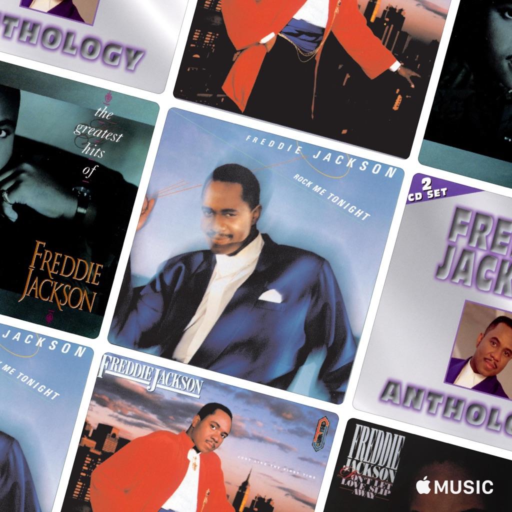Freddie Jackson Essentials