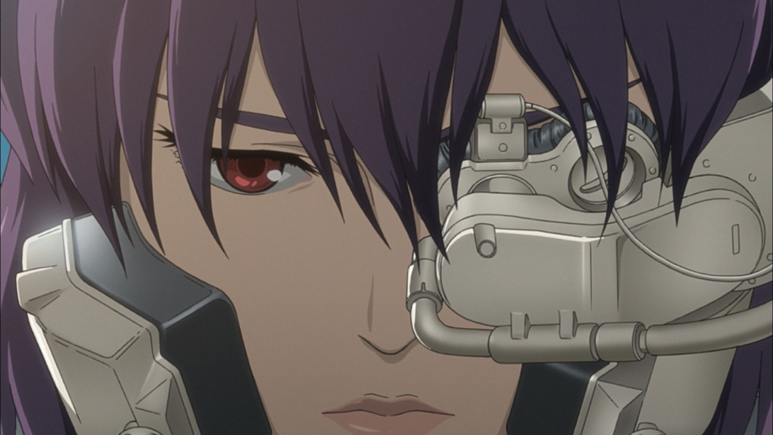 Ghost In The Shell Solid State Society On Apple Tv