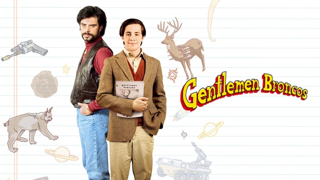 Gentlemen Broncos on Apple TV