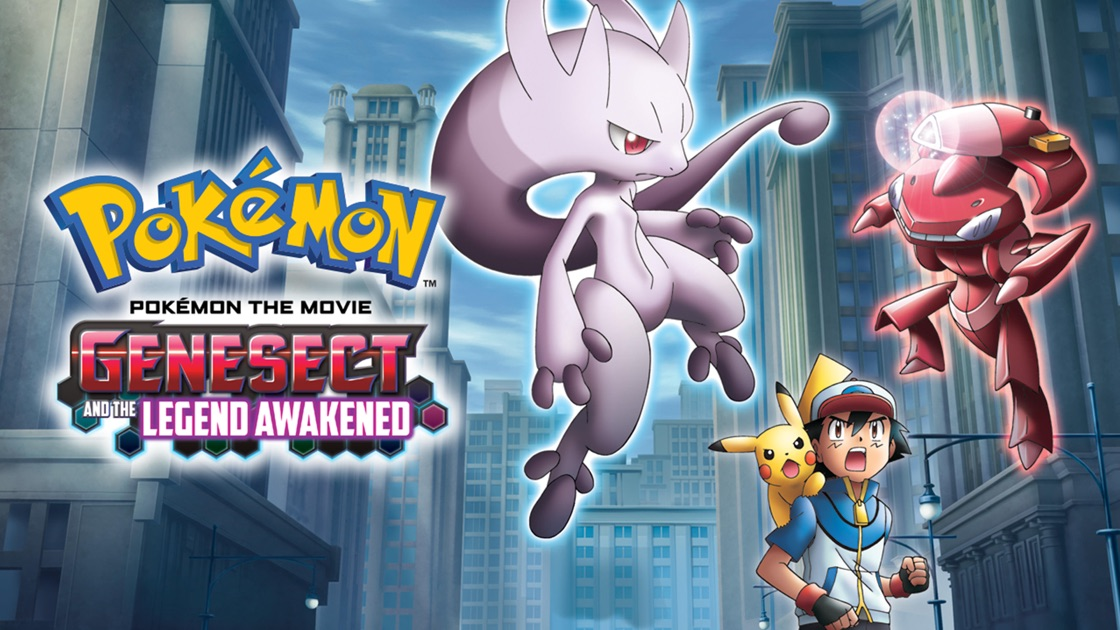 Pokemon The Movie Genesect And The Legend Awakened On Apple Tv