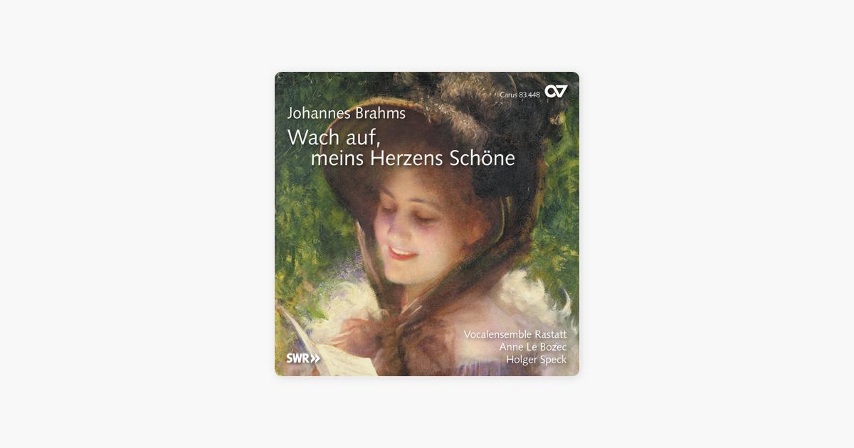 Bei Nachtlicher Weil - No. 3 from 14 Deutsche Volkslieder  Book 1  WoO 34