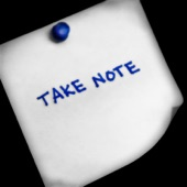 Take Note Acapella - No Air