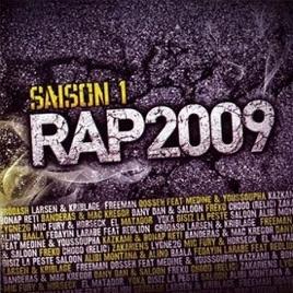 Альбом «Rap 2009 (Saison 1)» (Divers)