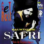 Get Real - Balwinder Safri - Balwinder Safri