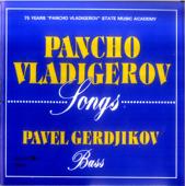 Pancho Vladigerov - Songs