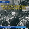 Winston Churchill - Never Give In!: Winston Churchill's Greatest Speeches illustration