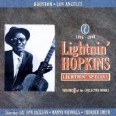 Lightnin' Hopkins - West Coast Blues