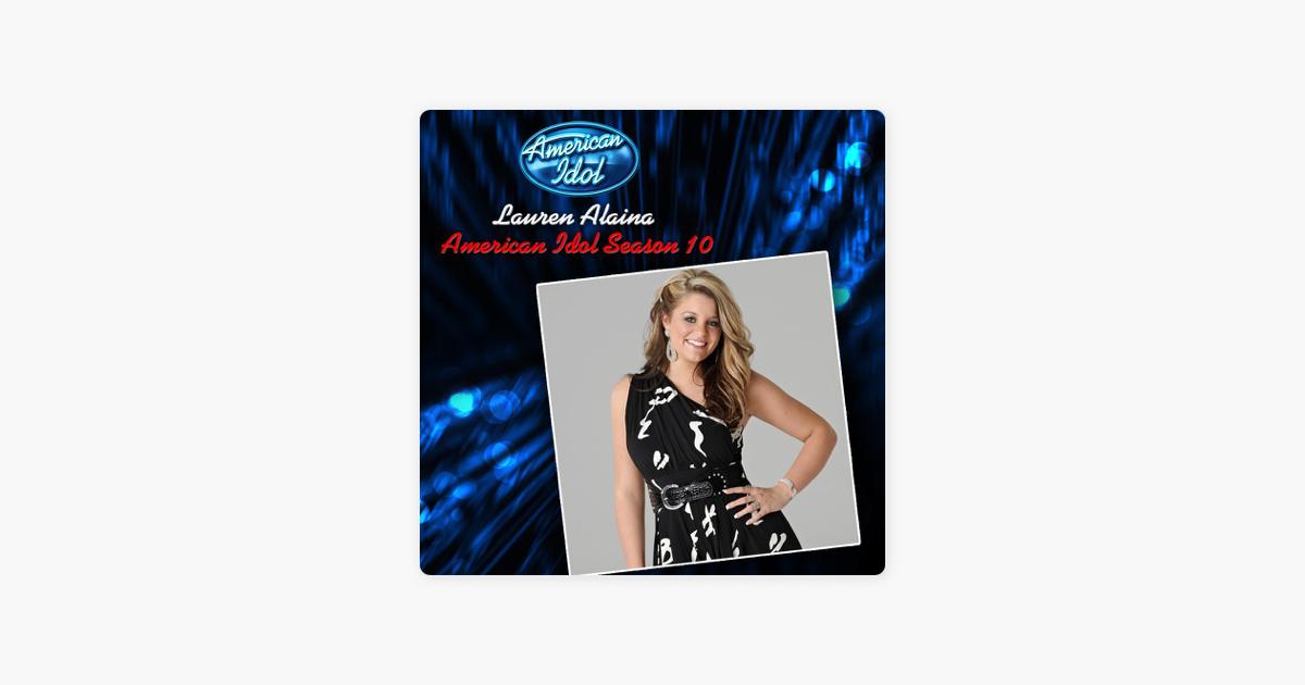 American Idol You Make Me Feel Like A Natural Woman