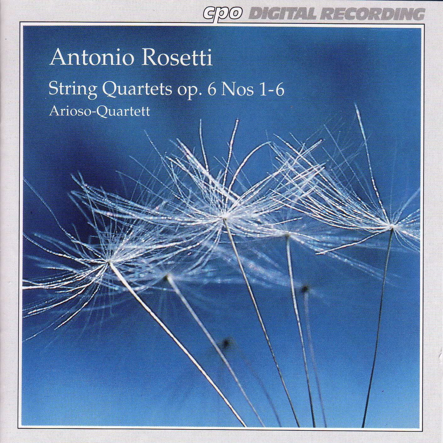 String Quartet In C Minor, Op. 6, No. 4: I. Adagio