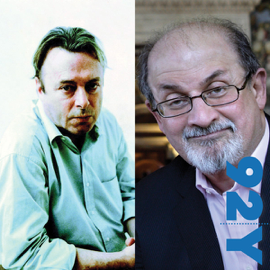 Christopher Hitchens in Conversation with Salman Rushdie audiobook
