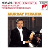 Chamber Orchestra of Europe;Murray Perahia - Concerto No. 21 in C Major for Piano and Orchestra, K. 467/I. Allegro maestoso