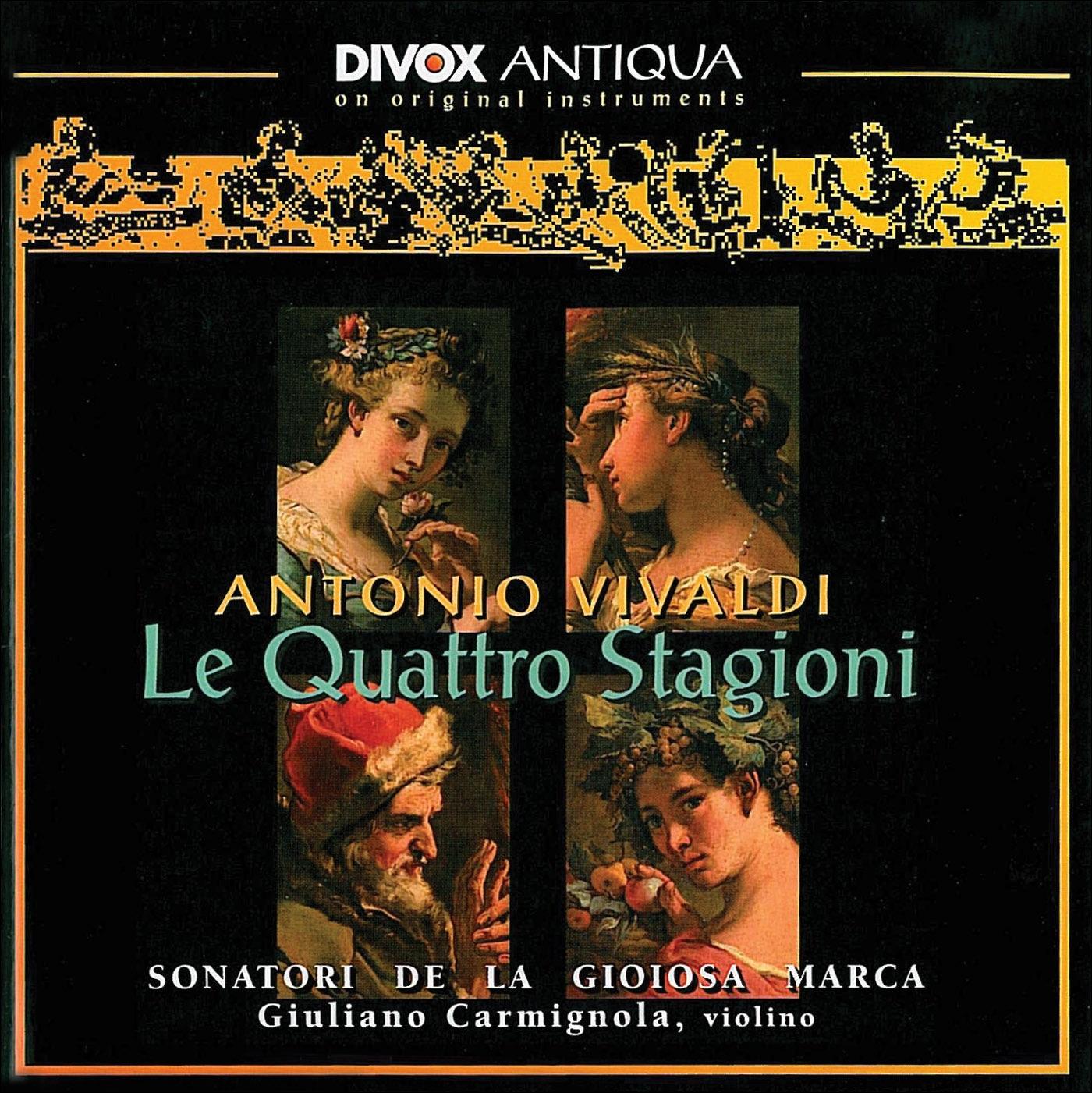 The 4 Seasons: Violin Concerto In G Minor, Op. 8, No. 2, RV 315,