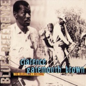 Clarence 'Gatemouth' Brown - My Time Is Expensive